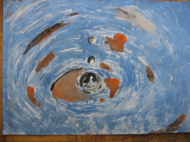 XXII. mednarodni razpis za likovna dela otrok Muzeja novejše zgodovine Celje »Zemlja, barvit planet«