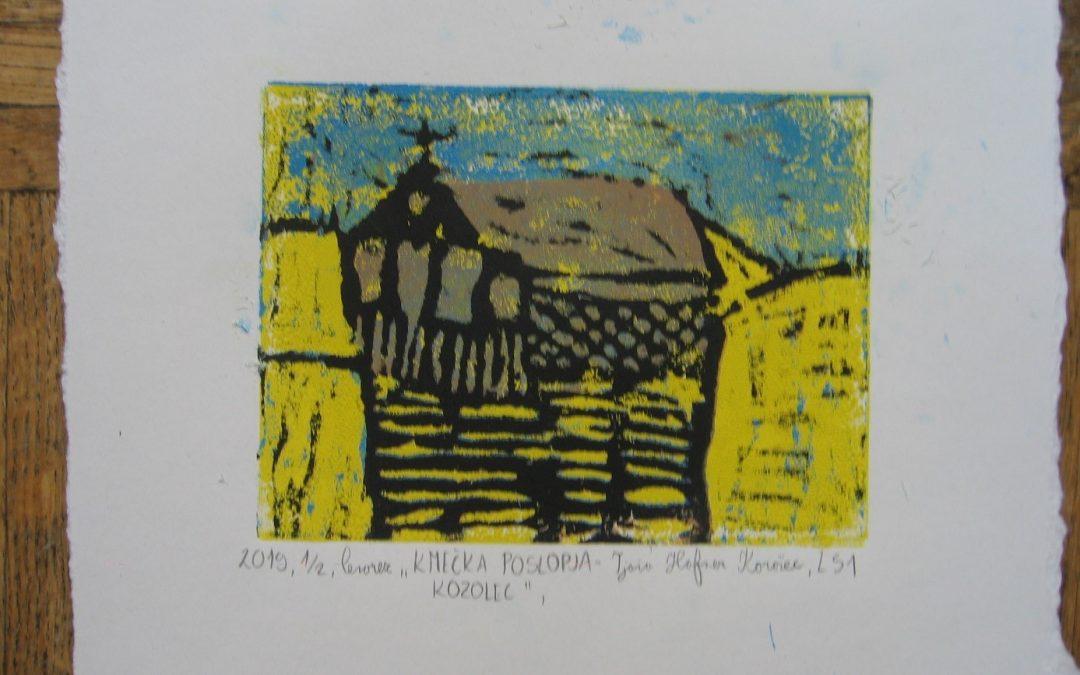 Državni likovni natečaj: 19. bienale otroške grafike v Žalcu