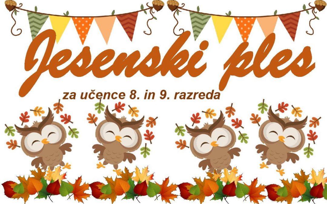 Jesenski ples