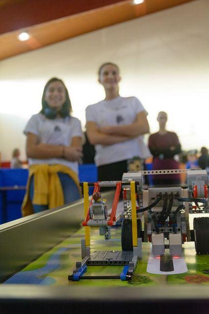 Uvrstili smo se direktno v FINALE! (FIRST LEGO Liga Slovenija)