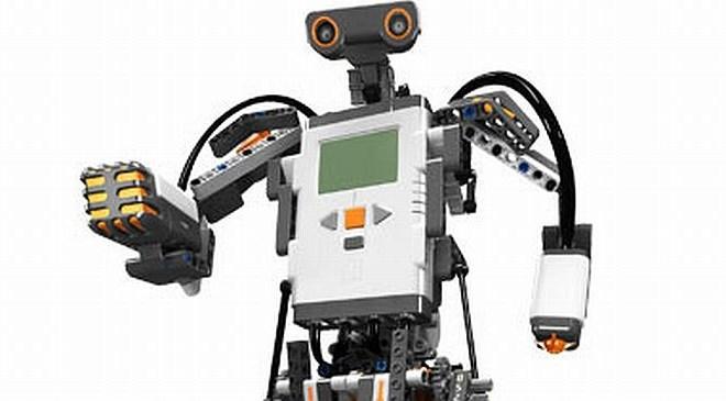 Začetek robotike