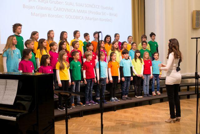 POMLADNA PREPEVANJA – Pevska revija OPZ in MPZ ljubljanskih osnovnih šol