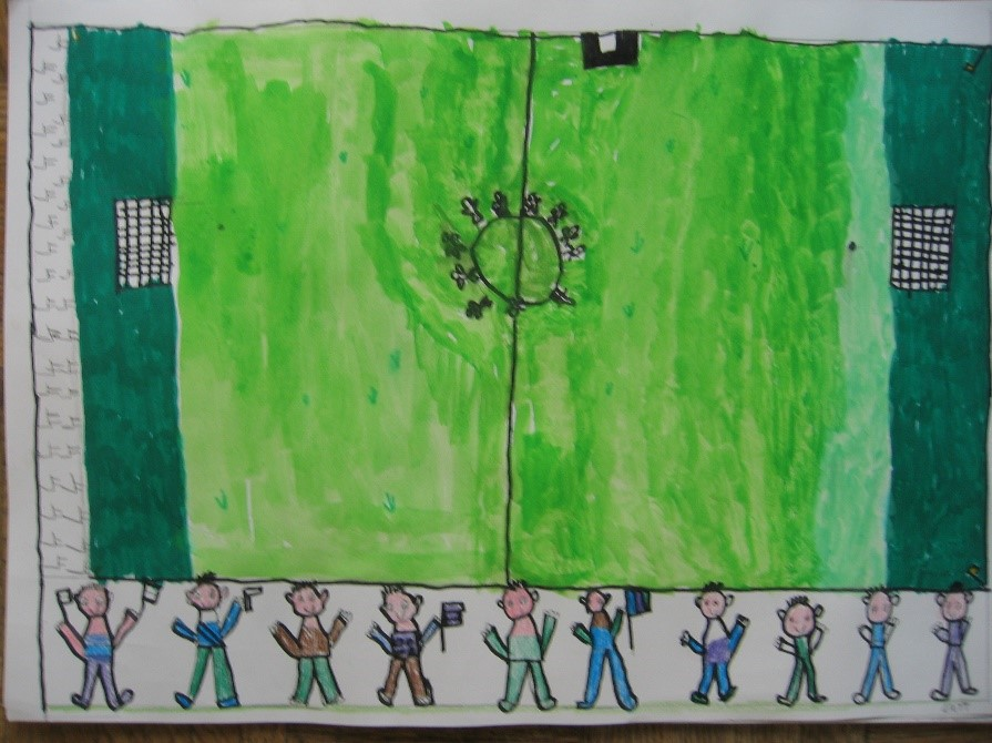 14. Mednarodni likovni natečaj Bodi umetnik – 'Igraj se z mano'