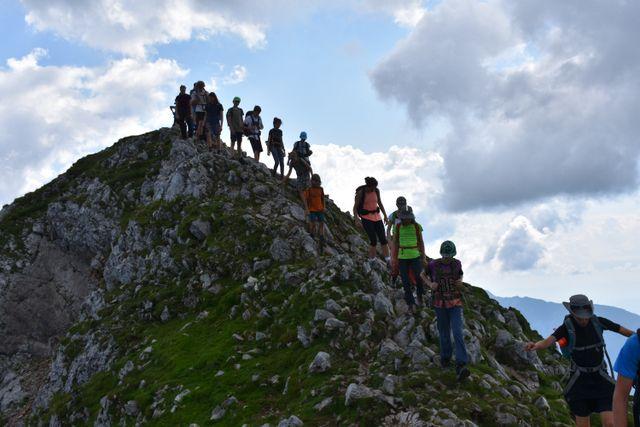 Poletni planinski tabor